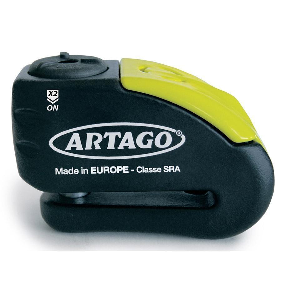 antirrobo de disco reforzado y con alarma