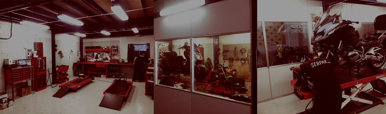 taller de motos alcobendas